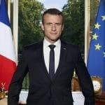 """La phrase – Emmanuel Macron: """"On ne peut pas sacrifier notre modèle au bénéfice de quelques-uns"""""""