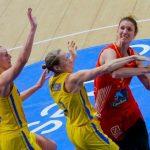 Féminines: L'incroyable carton de l'Espagne contre la Suède : 62-29