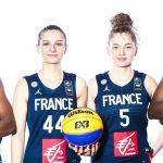 Coupe du Monde 3×3 U18: L'équipe de France féminine est en piste