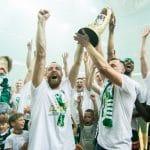 Lituanie: Le Zalgiris Kaunas de Léo Westermann remporte son neuvième titre national consécutif