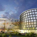 Un projet d'une aréna de 23 000 places à Francfort