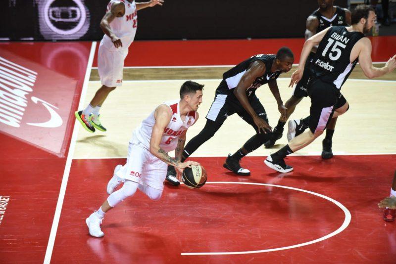 Paul Lacombe de retour à Monaco !   Basket Europe