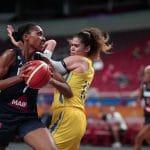 Euro féminin: Vainqueur de la Suède, 71-65, les Bleues se qualifient pour les quarts-de-finale