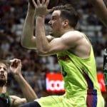 La vidéo: Les 44 d'évaluation de Thomas Heurtel (Barcelone) contre Badalone