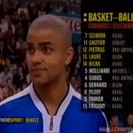 Vidéo rétro: Le premier All-Star Game… français de Tony Parker