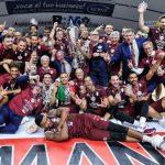 Italie: Venise est champion d'Italie