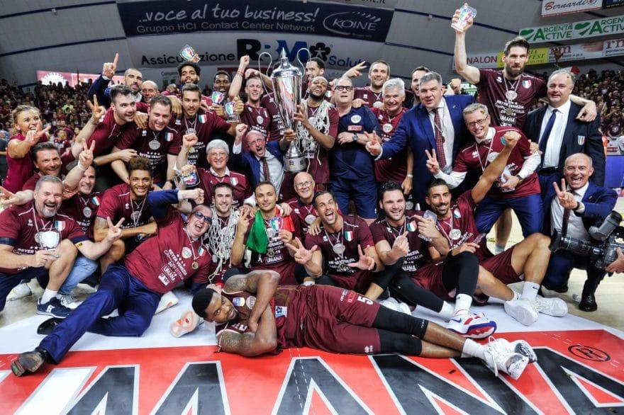 Italie: Seulement 17 équipes en Serie A | Basket Europe