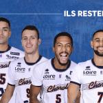 Jeep®ÉLITE : Roanne confirme quatre joueurs pour la saison prochaine