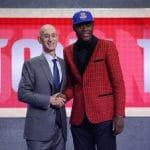 Sekou Doumbouya drafté en 15e position par les Detroit Pistons