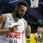 Real Madrid : Jeffery Taylor prolonge jusqu'en 2022