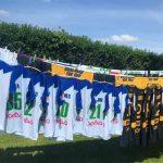 La photo: Quand c'est le club de Saint-Quentin qui lave les maillots de son adversaire boulonnais avant un match décisif !