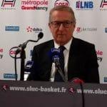 Pro B : Philippe Durst non reconduit à la présidence du SLUC Nancy