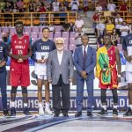 Mondial U19: Les Etats-Unis en or, Joël Ayayi dans le 5 All-Stars