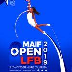 Le programme du MAIF Open LFB 2019 de Paris dévoilé