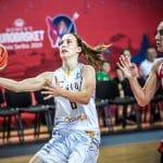 Féminines: 4 joueuses de Ligue Féminine avec la sélection belge