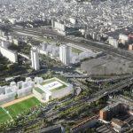Le Paris Basketball sera le club résident de la future Aréna de la Porte de la Chapelle