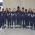 Le portrait des médaillées de bronze U18 par leur coach