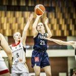 Euro U18 féminines: La France brillamment en demi-finale !