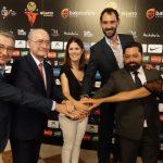 Le président de la fédération espagnole Jorge Garbajosa tacle l'Euroleague