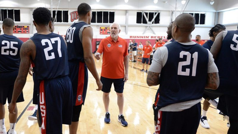 Team USA: Le grand chambardement | Basket Europe