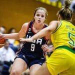 Mondial U19 féminin: Les Etats-Unis récupèrent leur couronne du bout des doigts
