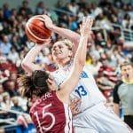 Eurobasket féminin: Le triangle d'or des Britanniques