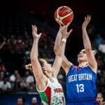 Eurobasket féminin: La Grande-Bretagne en demi-finale