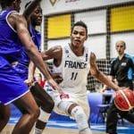 Pro B : le prospect Juhann Begarin au Paris Basketball