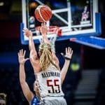 EuroBasket féminin: La Belgique s'approche de la qualification