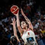 Euro féminin: L'Espagne résiste à la pression serbe, 71-66