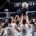 Euro féminin: La Serbie en bronze
