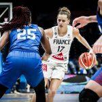 Eurobasket féminin: La France retrouve SA Marine Johannès et se qualifie pour la finale !
