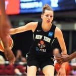 WNBA: Marine Johannes cartonne face à à Connecticut: 21 points !