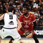 Jeep®ÉLITE : Michael Young passe de Cholet à Dijon