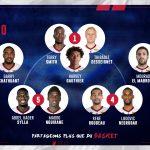 Pro B : Nantes annonce cinq nouvelles recrues