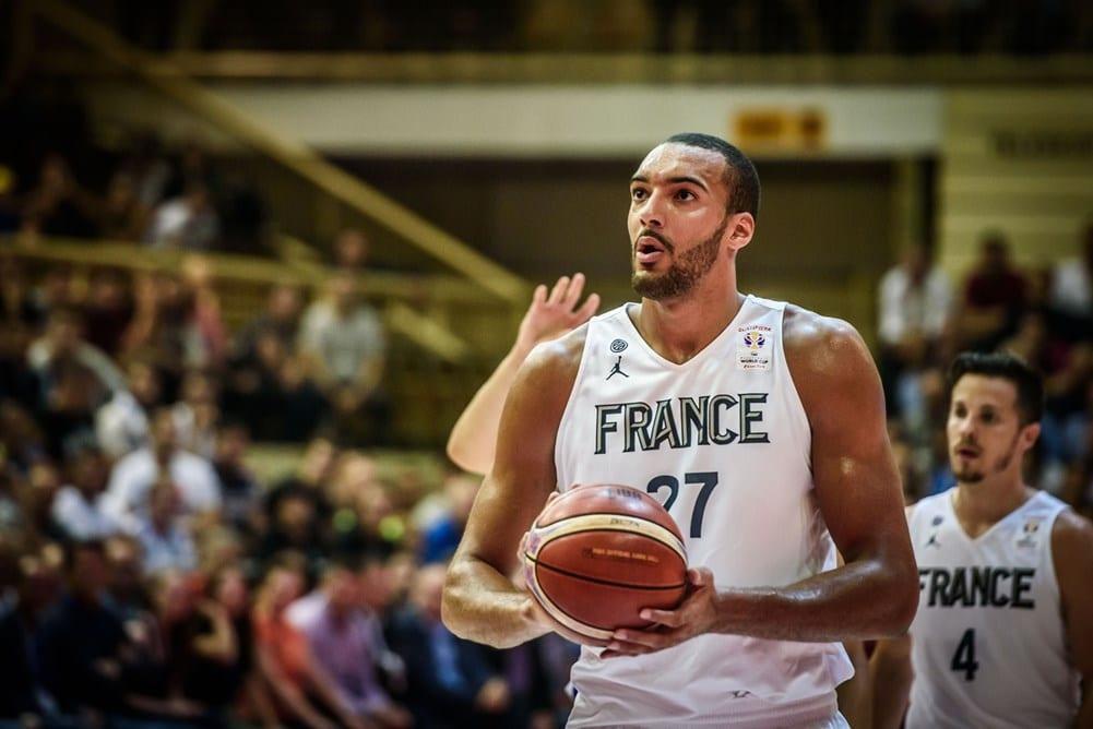 Ambitions Gobert Confirme Ses Rudy Coupe Du Pour MondeBasket La T1JFclK