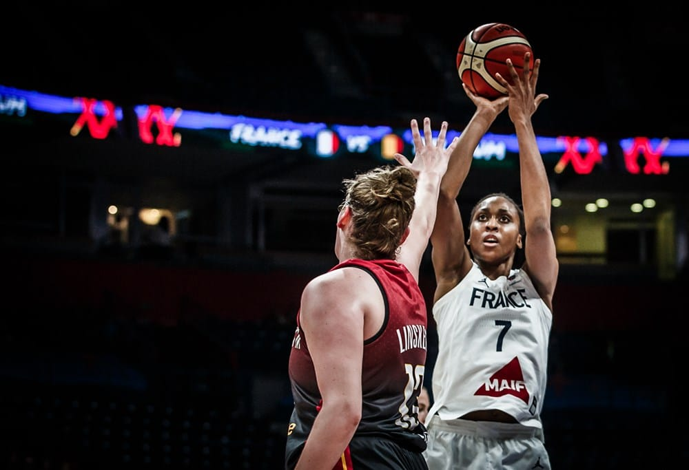 Sandrine Gruda | Basket Europe