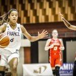 Euro U18 féminin : Pas de finale pour les Françaises éliminées par la Hongrie, 56-67