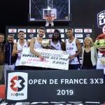 Open de France 3×3: Charly Pontens et Caroline Hériaud MVP