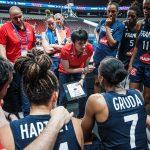 Valérie Garnier n'est plus la coach de l'équipe de France féminine