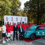 Suzuki France est le nouveau fournisseur des équipes de France