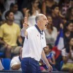 Interview Bernard Faure (coach de l'équipe de France U16) : « Les garçons se sont bonifiés tout au long de la compétition »