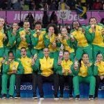Clarissa Dos Santos (ASVEL) et le Brésil remportent les Jeux Panaméricains