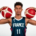 Préparation Coupe du monde : La France atomise la Tunisie (94-56). Théo Maledon à 14 points