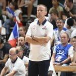 """JO Tokyo : Vincent Collet dévoilera sa pré-sélection jeudi à """"Tout le Sport"""" sur France 3"""