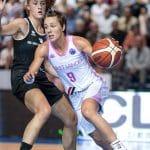 Eurocup féminine: Les 8 équipes des quarts-de-finale sont connues