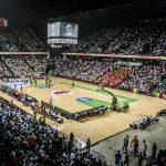 Photos et Vidéos: 15 000 spectateurs à Dakar pour Sénégal-Angola à l'Afrobasket féminin