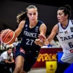 Euro U20 féminin: La France est tombée sur un os italien, 43-56