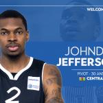 Roanne: Johndre Jefferson remplace Jamar Akoh