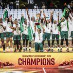 AfroBasket féminin: Le Nigéria conserve sa couronne
